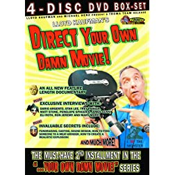 Direct Your Own Damn Movie! (4-Disc DVD Box Set)