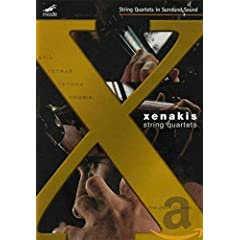The JACK Quartet: Xenakis String Quartets