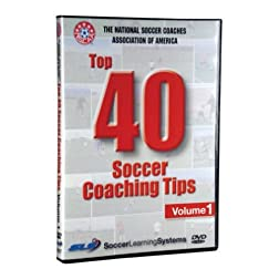 Top 40 Soccer Coaching Tips