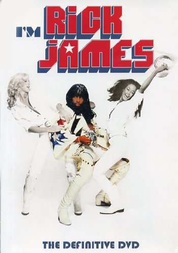 I'm Rick James!: The Definitive DVD