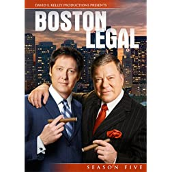 Boston Legal: Season Five