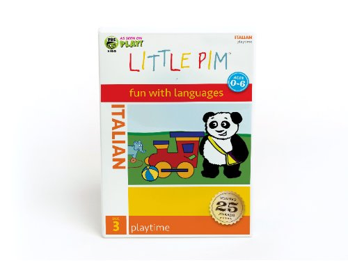 Little Pim: Playtime (Italian)