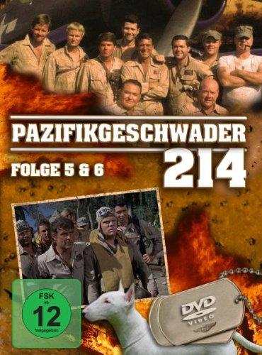 Pazifikgeschwader 214-Folge 5 & 6