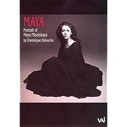 Maya: Portrait of Maya Plisetskaya