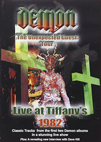 The Unexpected Guest Tour: Live at Tiffany's 1982