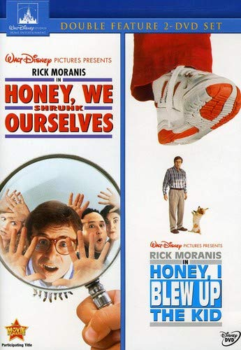 Honey, We Shrunk Ourselves/Honey, I Blew Up the Kid