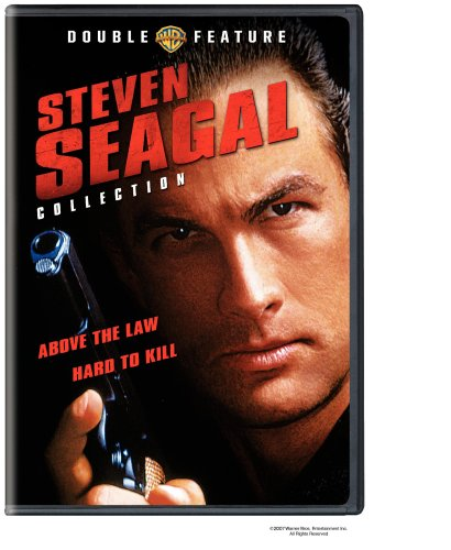 Steven Seagal Collection: Above the Law/Hard to Kill