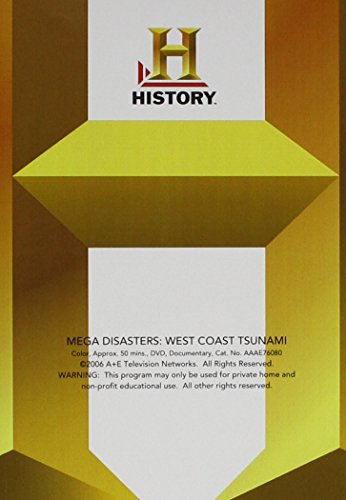Mega Disasters: West Coast Tsunami