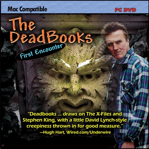 The DeadBooks: supernatural scifi horror thriller that mashes film, book, and radio story-telling techniques into a massive 10 hour serialization for your ... horror books, scifi movies, horror movies.