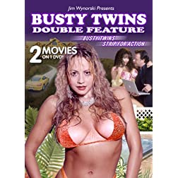 Busty Twins Double Feature: Lust Connection/Strip for Action