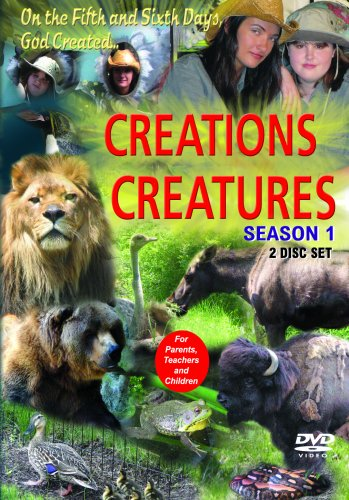 Creations Creatures: Season 1