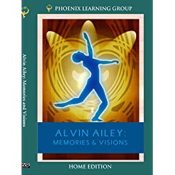 Alvin Ailey: Memories and Visions (Home Use)