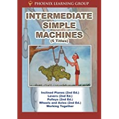 Intermediate Simple Machines (5 Titles)