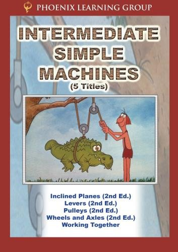 Intermediate Simple Machines (5 Titles)