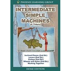Intermediate Simple Machines (5 Titles) (Home Use)