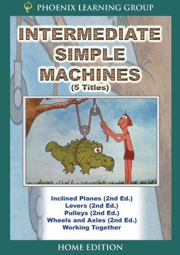 Intermediate Simple Machines (5 Titles) (Home Use)