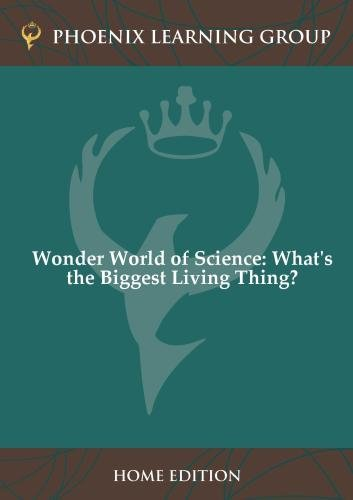 Wonder World of Science: What's the Biggest Living Thing? (Home Use)