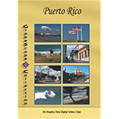 The Globescope Collection  Puerto Rico Royalty Free Stock Footage
