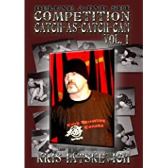 COMPETITION CATCH WRESTLING ONE - Iatskevich