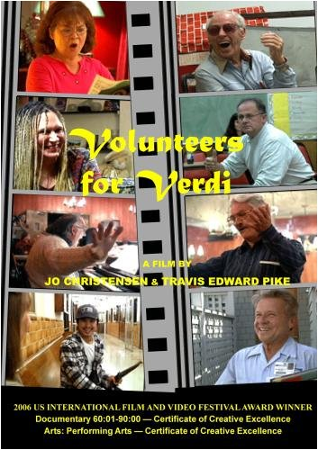 Volunteers for Verdi