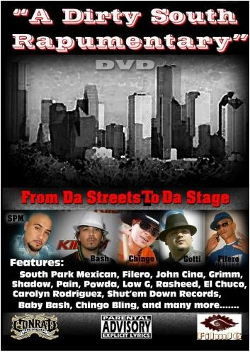 From Da Streets To Da Stage A Dirty South Rapumentary