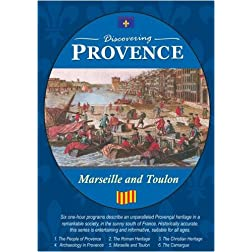 Discovering Provence Marseille and Toulon (PAL)
