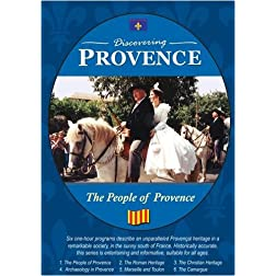 Discovering Provence The People of Provence (PAL)