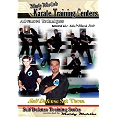 "Marty Martin's Self Defense Training Series ""Self Defense Set Three"""