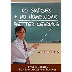 No Grades + No Homework = Better Learning