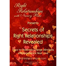 Secrets of Right Relationships Revealed