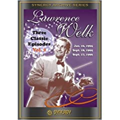 3 Classic Episodes of the Lawrence Welk Show Vol. 2