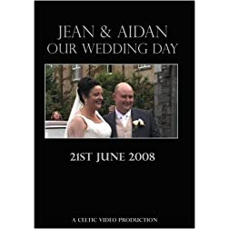 The wedding of Jean O'Gormon & Aidan O'Grady