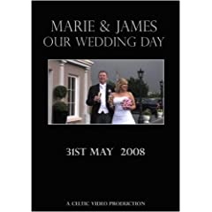 The wedding of Marie & James Collins