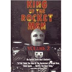 King of the Rocket Men Vol. 2