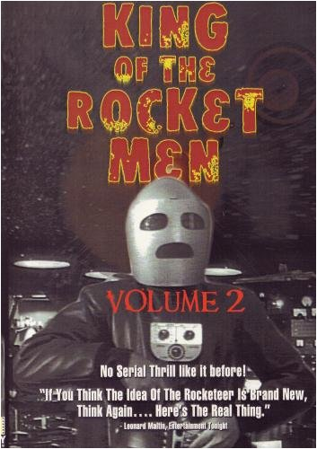 King of the Rocket Men Vol. 2