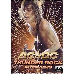 AC/DC: Thunder Rock Interviews