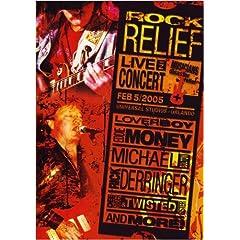 Rock Relief Live In Concert