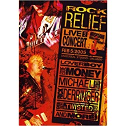 Rock Relief Live In Concert