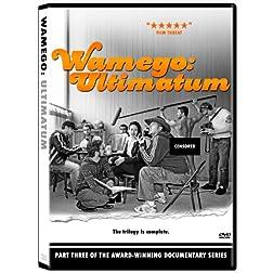 Wamego: Ultimatum