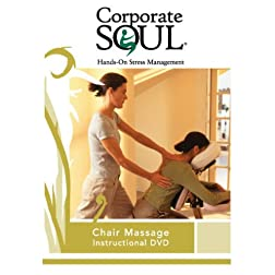 Chair Massage Instructional DVD