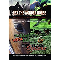 Rex the Wonder Horse Double Feature