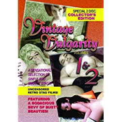 Vintage Vulgarity Volumes 1 & 2