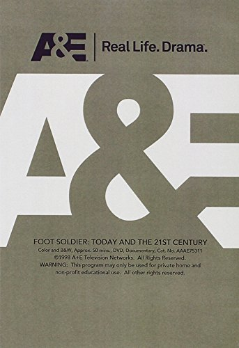 Foot Soldier: Today and the 21st Century