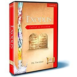 Exodus Called to Freedom DVDs