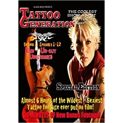 The Tattoo Generation Collector's Edition Complete Set