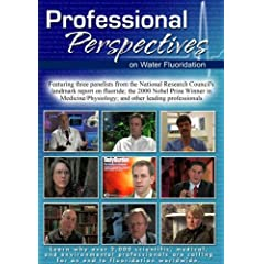 Professional Perspectives on Water Fluoridation