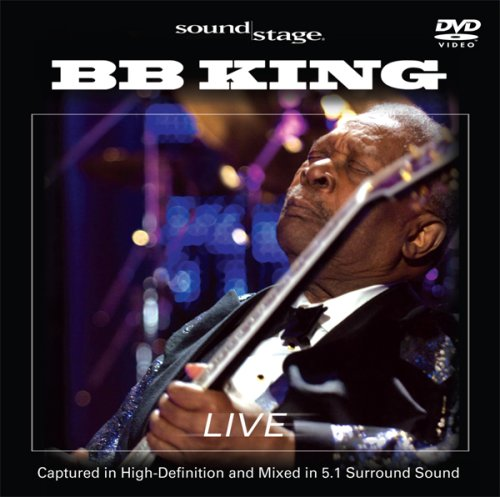 Soundstage: B.B. King - Live (Jewel Case)