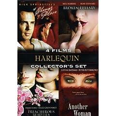 Harlequin Collector's Set, Vol. 1