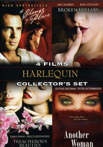 Harlequin Collector's Set, Vol. 1