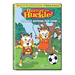 Hurray for Huckle: The Best Outside Fun Ever!